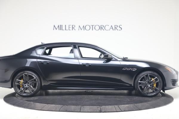 New 2022 Maserati Quattroporte Modena Q4 for sale $131,195 at Maserati of Greenwich in Greenwich CT 06830 9