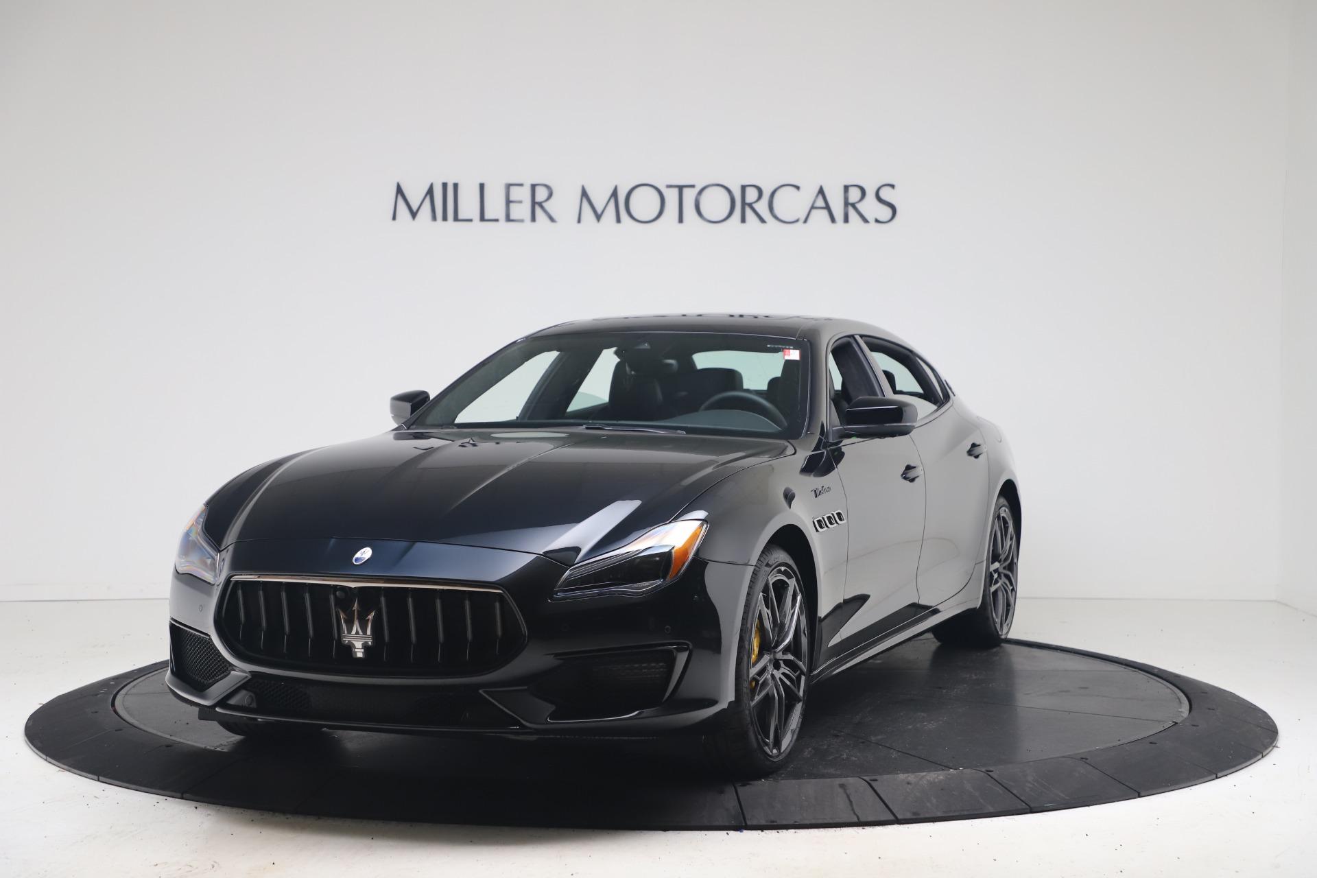 New 2022 Maserati Quattroporte Modena Q4 for sale $131,195 at Maserati of Greenwich in Greenwich CT 06830 1