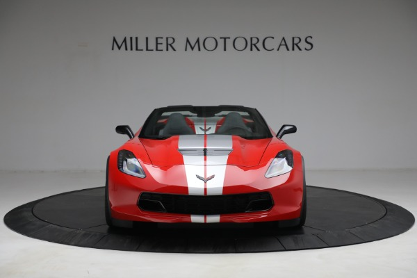 Used 2015 Chevrolet Corvette Z06 for sale $89,900 at Maserati of Greenwich in Greenwich CT 06830 12