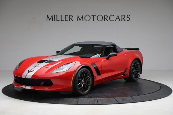 Used 2015 Chevrolet Corvette Z06 for sale $89,900 at Maserati of Greenwich in Greenwich CT 06830 13