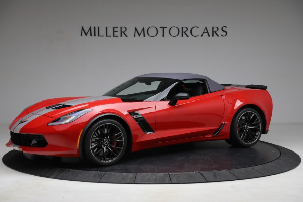 Used 2015 Chevrolet Corvette Z06 for sale $89,900 at Maserati of Greenwich in Greenwich CT 06830 14