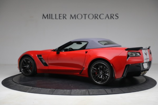 Used 2015 Chevrolet Corvette Z06 for sale $89,900 at Maserati of Greenwich in Greenwich CT 06830 16
