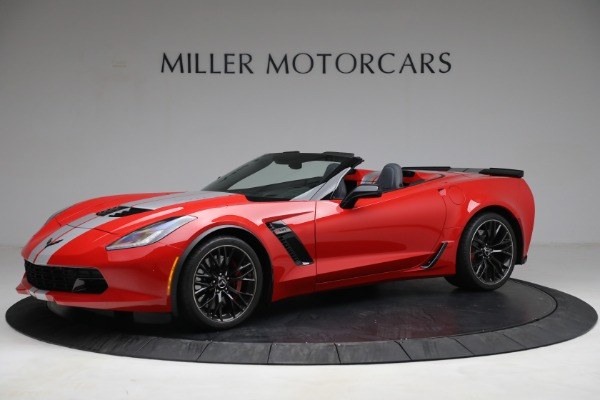 Used 2015 Chevrolet Corvette Z06 for sale $89,900 at Maserati of Greenwich in Greenwich CT 06830 2