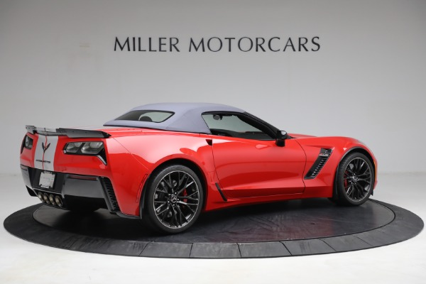 Used 2015 Chevrolet Corvette Z06 for sale $89,900 at Maserati of Greenwich in Greenwich CT 06830 20