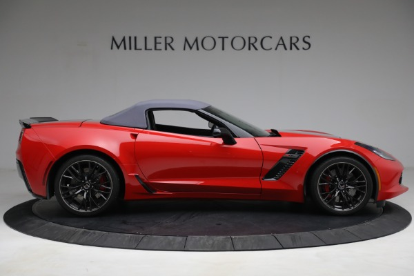 Used 2015 Chevrolet Corvette Z06 for sale $89,900 at Maserati of Greenwich in Greenwich CT 06830 21