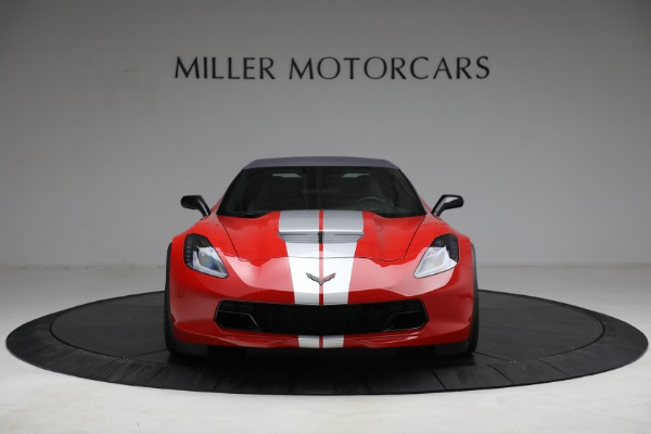 Used 2015 Chevrolet Corvette Z06 for sale $89,900 at Maserati of Greenwich in Greenwich CT 06830 24