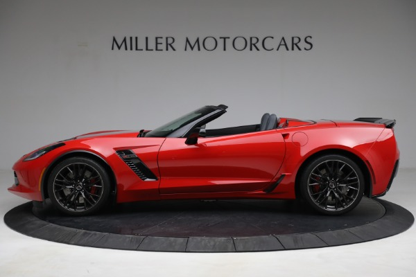 Used 2015 Chevrolet Corvette Z06 for sale $89,900 at Maserati of Greenwich in Greenwich CT 06830 3