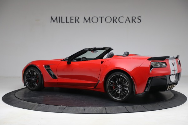 Used 2015 Chevrolet Corvette Z06 for sale $89,900 at Maserati of Greenwich in Greenwich CT 06830 4