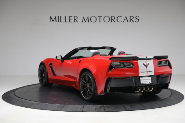 Used 2015 Chevrolet Corvette Z06 for sale $89,900 at Maserati of Greenwich in Greenwich CT 06830 5