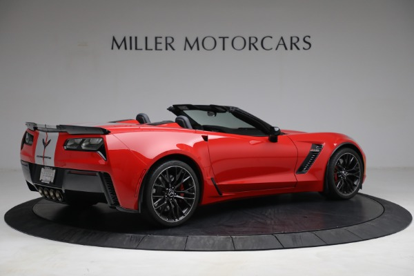Used 2015 Chevrolet Corvette Z06 for sale $89,900 at Maserati of Greenwich in Greenwich CT 06830 8