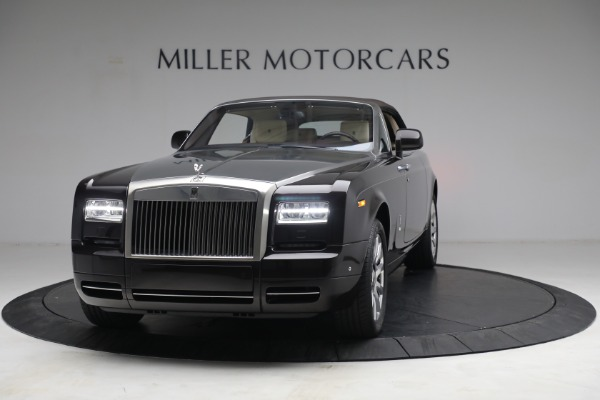 Used 2015 Rolls-Royce Phantom Drophead Coupe for sale Call for price at Maserati of Greenwich in Greenwich CT 06830 14