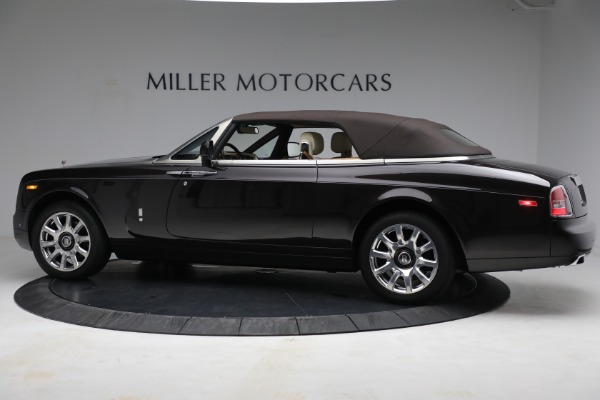 Used 2015 Rolls-Royce Phantom Drophead Coupe for sale Call for price at Maserati of Greenwich in Greenwich CT 06830 17