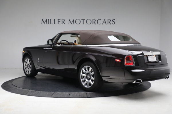 Used 2015 Rolls-Royce Phantom Drophead Coupe for sale Call for price at Maserati of Greenwich in Greenwich CT 06830 18