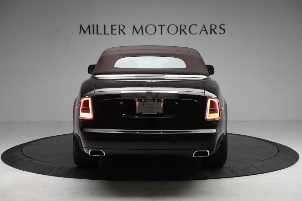 Used 2015 Rolls-Royce Phantom Drophead Coupe for sale Call for price at Maserati of Greenwich in Greenwich CT 06830 19