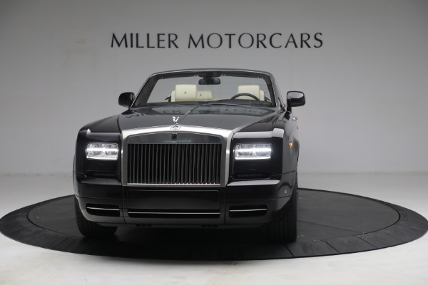 Used 2015 Rolls-Royce Phantom Drophead Coupe for sale Call for price at Maserati of Greenwich in Greenwich CT 06830 2