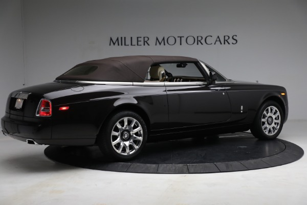 Used 2015 Rolls-Royce Phantom Drophead Coupe for sale Call for price at Maserati of Greenwich in Greenwich CT 06830 21