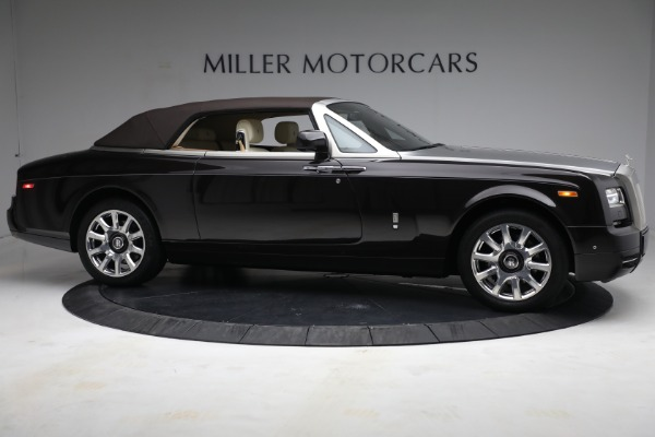 Used 2015 Rolls-Royce Phantom Drophead Coupe for sale Call for price at Maserati of Greenwich in Greenwich CT 06830 23