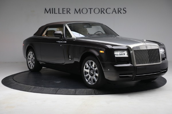 Used 2015 Rolls-Royce Phantom Drophead Coupe for sale Call for price at Maserati of Greenwich in Greenwich CT 06830 24