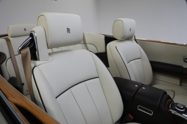 Used 2015 Rolls-Royce Phantom Drophead Coupe for sale Call for price at Maserati of Greenwich in Greenwich CT 06830 26
