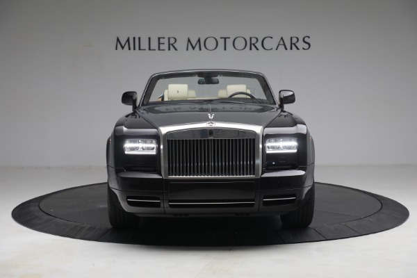 Used 2015 Rolls-Royce Phantom Drophead Coupe for sale Call for price at Maserati of Greenwich in Greenwich CT 06830 3