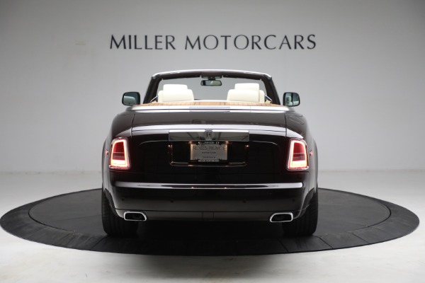 Used 2015 Rolls-Royce Phantom Drophead Coupe for sale Call for price at Maserati of Greenwich in Greenwich CT 06830 7