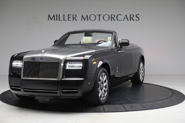 Used 2015 Rolls-Royce Phantom Drophead Coupe for sale Call for price at Maserati of Greenwich in Greenwich CT 06830 1