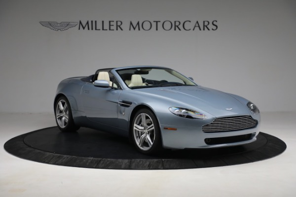 Used 2009 Aston Martin V8 Vantage Roadster for sale Call for price at Maserati of Greenwich in Greenwich CT 06830 10