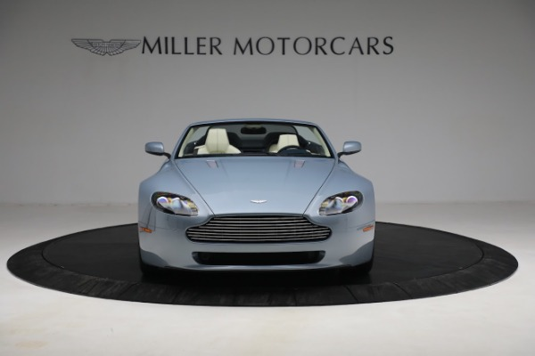 Used 2009 Aston Martin V8 Vantage Roadster for sale Call for price at Maserati of Greenwich in Greenwich CT 06830 11