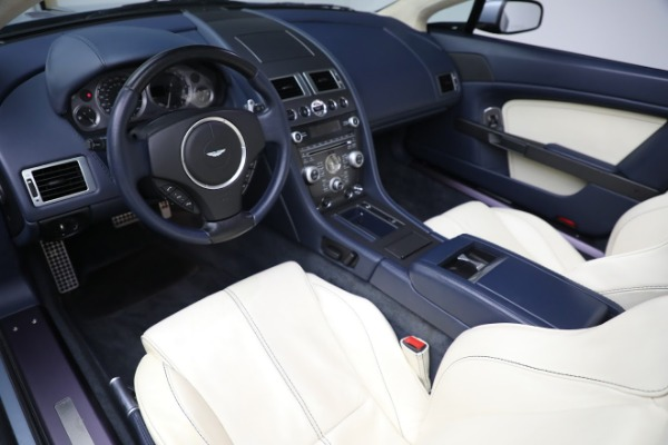Used 2009 Aston Martin V8 Vantage Roadster for sale Call for price at Maserati of Greenwich in Greenwich CT 06830 13