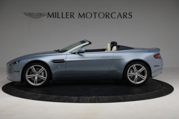 Used 2009 Aston Martin V8 Vantage Roadster for sale Call for price at Maserati of Greenwich in Greenwich CT 06830 2
