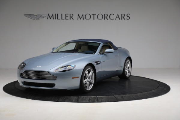 Used 2009 Aston Martin V8 Vantage Roadster for sale Call for price at Maserati of Greenwich in Greenwich CT 06830 21