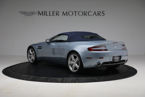 Used 2009 Aston Martin V8 Vantage Roadster for sale Call for price at Maserati of Greenwich in Greenwich CT 06830 23