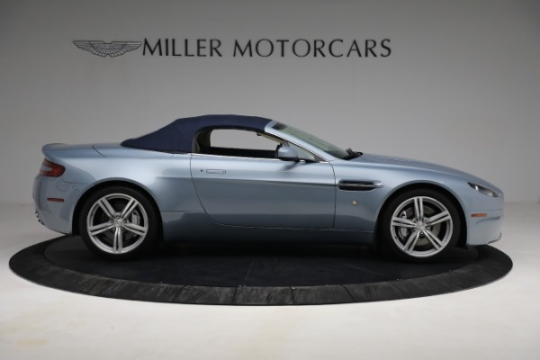 Used 2009 Aston Martin V8 Vantage Roadster for sale Call for price at Maserati of Greenwich in Greenwich CT 06830 25