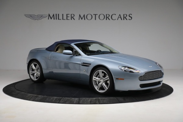 Used 2009 Aston Martin V8 Vantage Roadster for sale Call for price at Maserati of Greenwich in Greenwich CT 06830 26