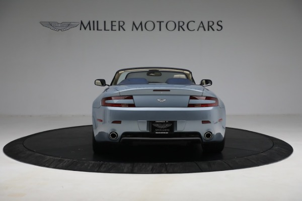Used 2009 Aston Martin V8 Vantage Roadster for sale Call for price at Maserati of Greenwich in Greenwich CT 06830 5