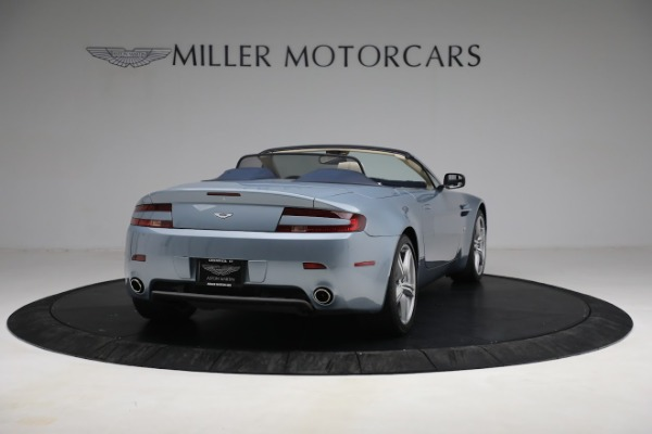 Used 2009 Aston Martin V8 Vantage Roadster for sale Call for price at Maserati of Greenwich in Greenwich CT 06830 6