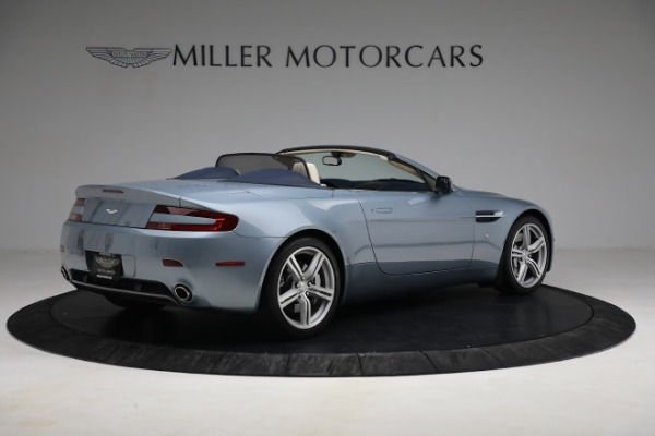 Used 2009 Aston Martin V8 Vantage Roadster for sale Call for price at Maserati of Greenwich in Greenwich CT 06830 7