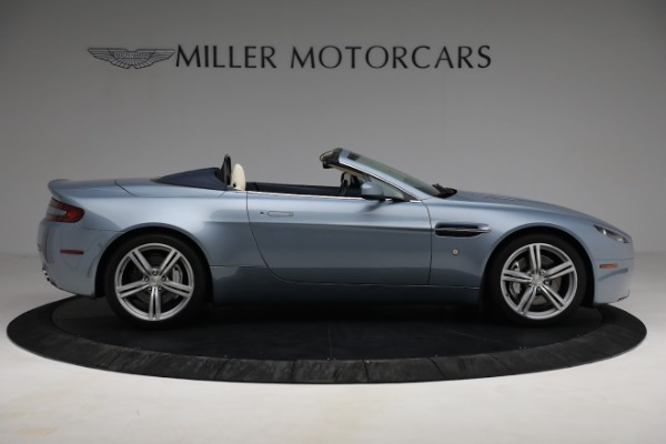Used 2009 Aston Martin V8 Vantage Roadster for sale Call for price at Maserati of Greenwich in Greenwich CT 06830 8