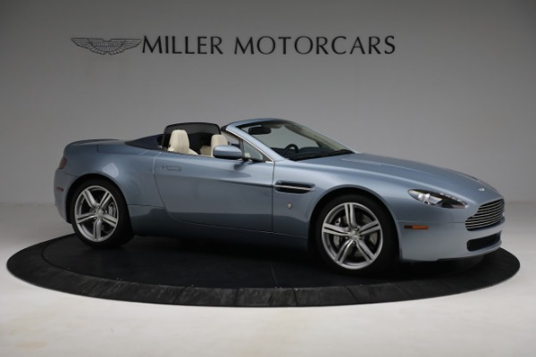 Used 2009 Aston Martin V8 Vantage Roadster for sale Call for price at Maserati of Greenwich in Greenwich CT 06830 9