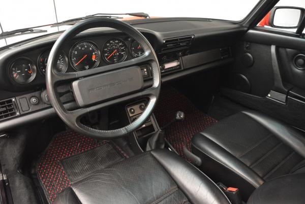 Used 1988 Porsche 911 Carrera for sale Sold at Maserati of Greenwich in Greenwich CT 06830 13
