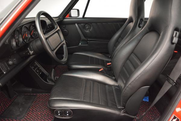 Used 1988 Porsche 911 Carrera for sale Sold at Maserati of Greenwich in Greenwich CT 06830 14