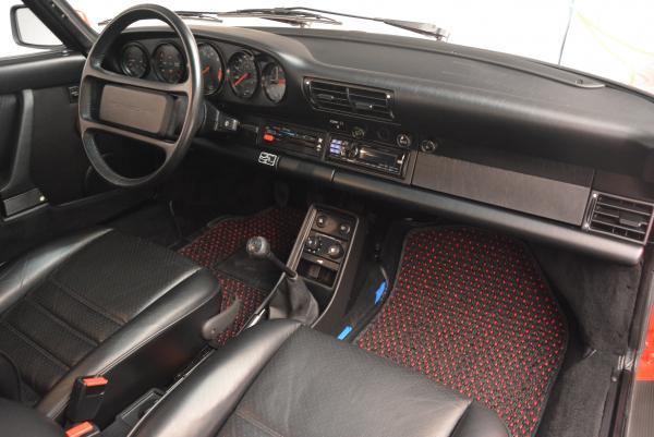 Used 1988 Porsche 911 Carrera for sale Sold at Maserati of Greenwich in Greenwich CT 06830 18