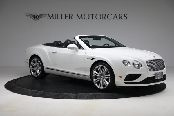 Used 2016 Bentley Continental GT V8 for sale Sold at Maserati of Greenwich in Greenwich CT 06830 10