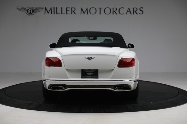 Used 2016 Bentley Continental GT V8 for sale Sold at Maserati of Greenwich in Greenwich CT 06830 17