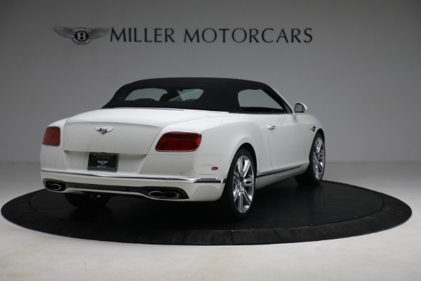 Used 2016 Bentley Continental GT V8 for sale Sold at Maserati of Greenwich in Greenwich CT 06830 18