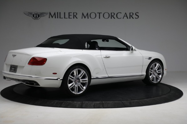 Used 2016 Bentley Continental GT V8 for sale Sold at Maserati of Greenwich in Greenwich CT 06830 19