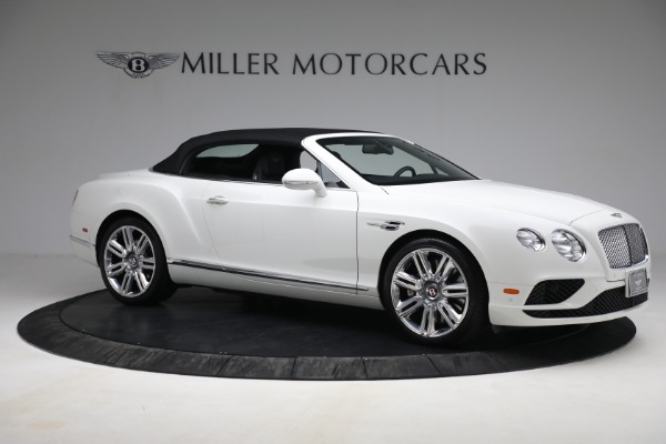 Used 2016 Bentley Continental GT V8 for sale Sold at Maserati of Greenwich in Greenwich CT 06830 22