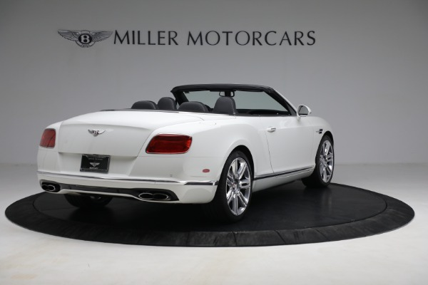 Used 2016 Bentley Continental GT V8 for sale Sold at Maserati of Greenwich in Greenwich CT 06830 6