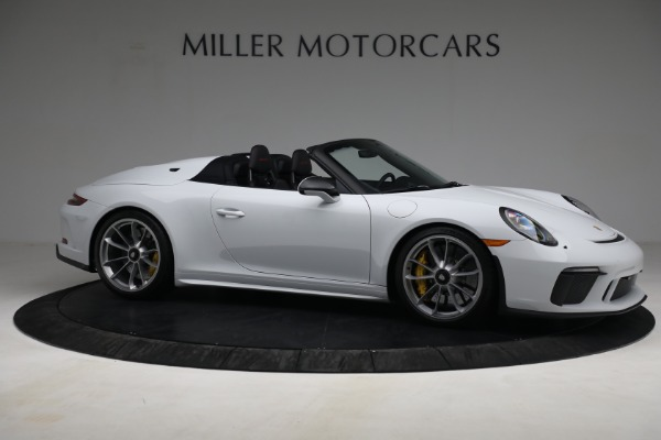 Used 2019 Porsche 911 Speedster for sale $395,900 at Maserati of Greenwich in Greenwich CT 06830 10