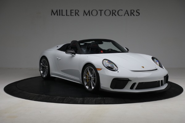 Used 2019 Porsche 911 Speedster for sale $395,900 at Maserati of Greenwich in Greenwich CT 06830 11